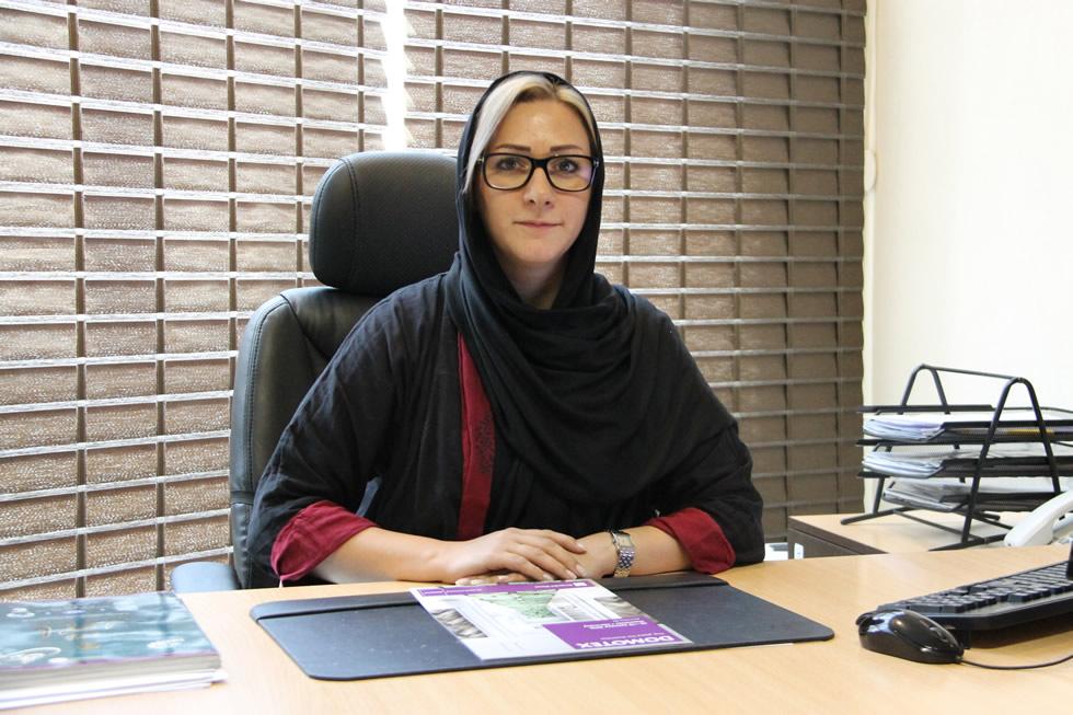 گفتگوی فودنا با نارینه آزلبار، مدیر عامل شرکت فوژان راهبران نامی