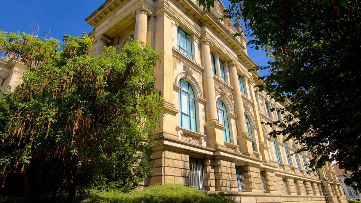 موزه ی ایالتی شهر هانوفر