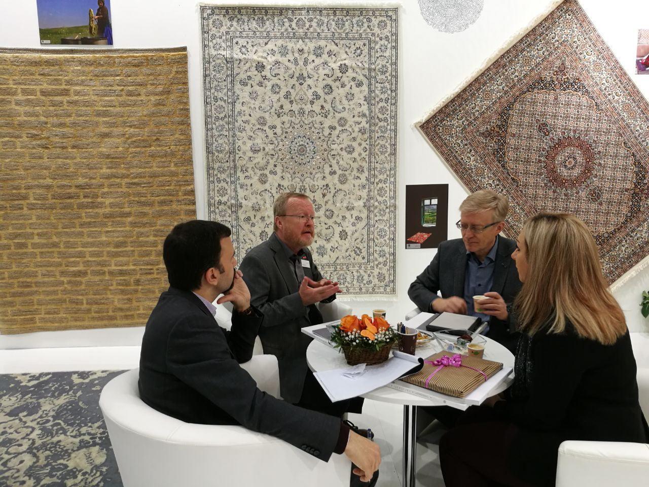 نخستین حضور رسمی ایران در نمایشگاه مبلمان و دکوراسیون کلن       imm2018