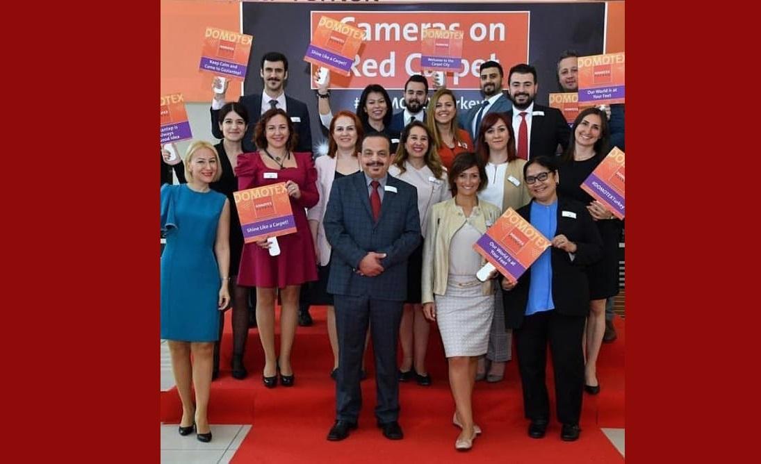 صنعت فرش بین المللی قاضی انتپ            میزبان ششمین نمایشگاه دموتکس ترکیه